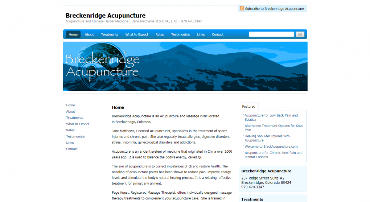 Breckenridge Acupuncture