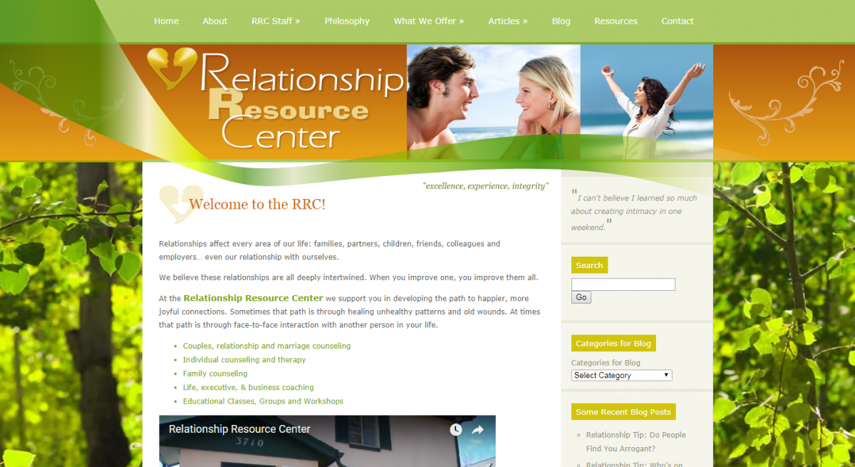 The Relationship Resouce Center