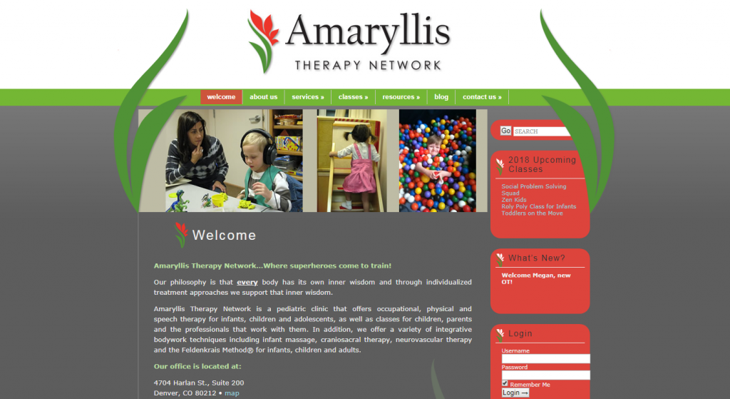 Amaryllis Therapy Network
