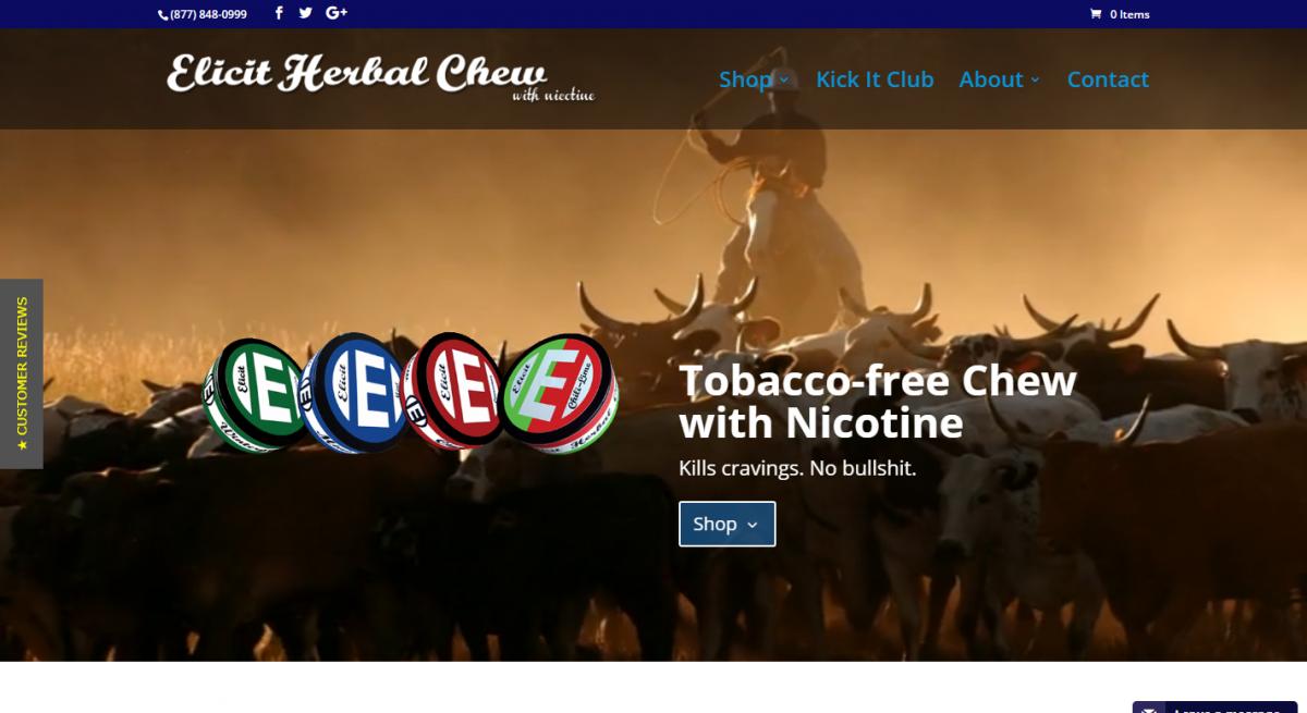 Elicit Herbal Chew®