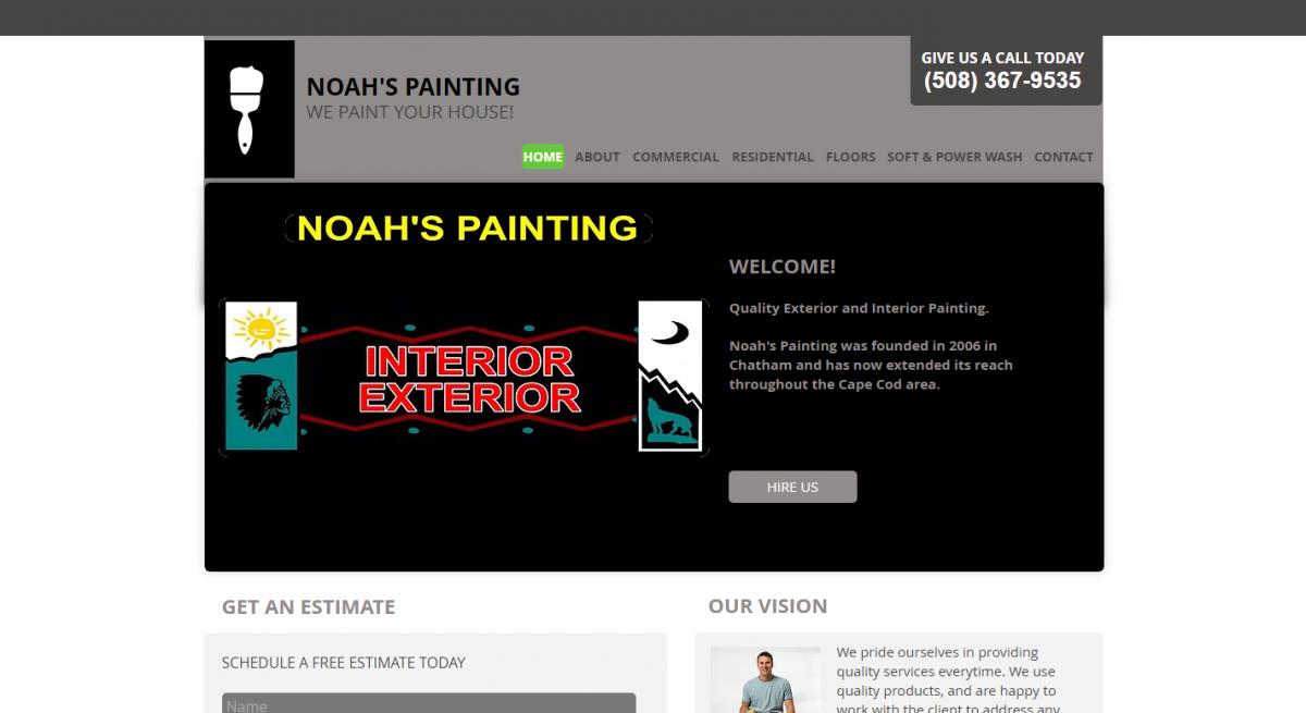 Noah Painting