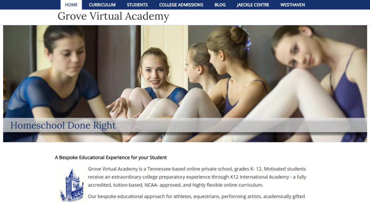 Grove Virtual Academy