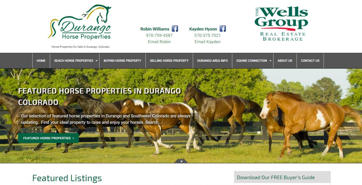 Durango Horse Properties