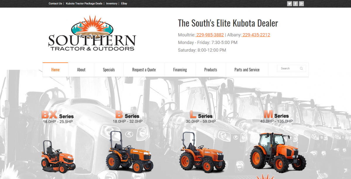 Southern Tractor and Outdoors