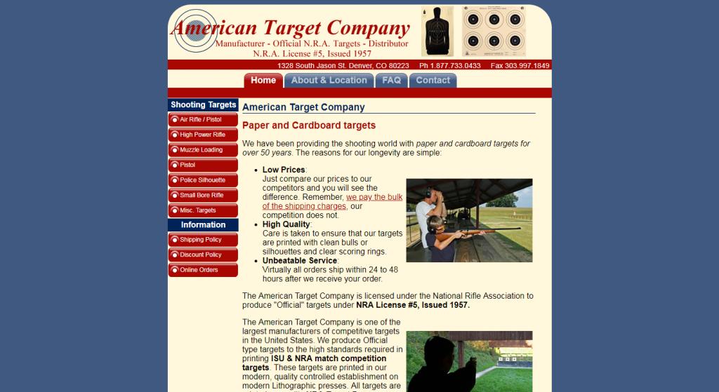 American Target Company