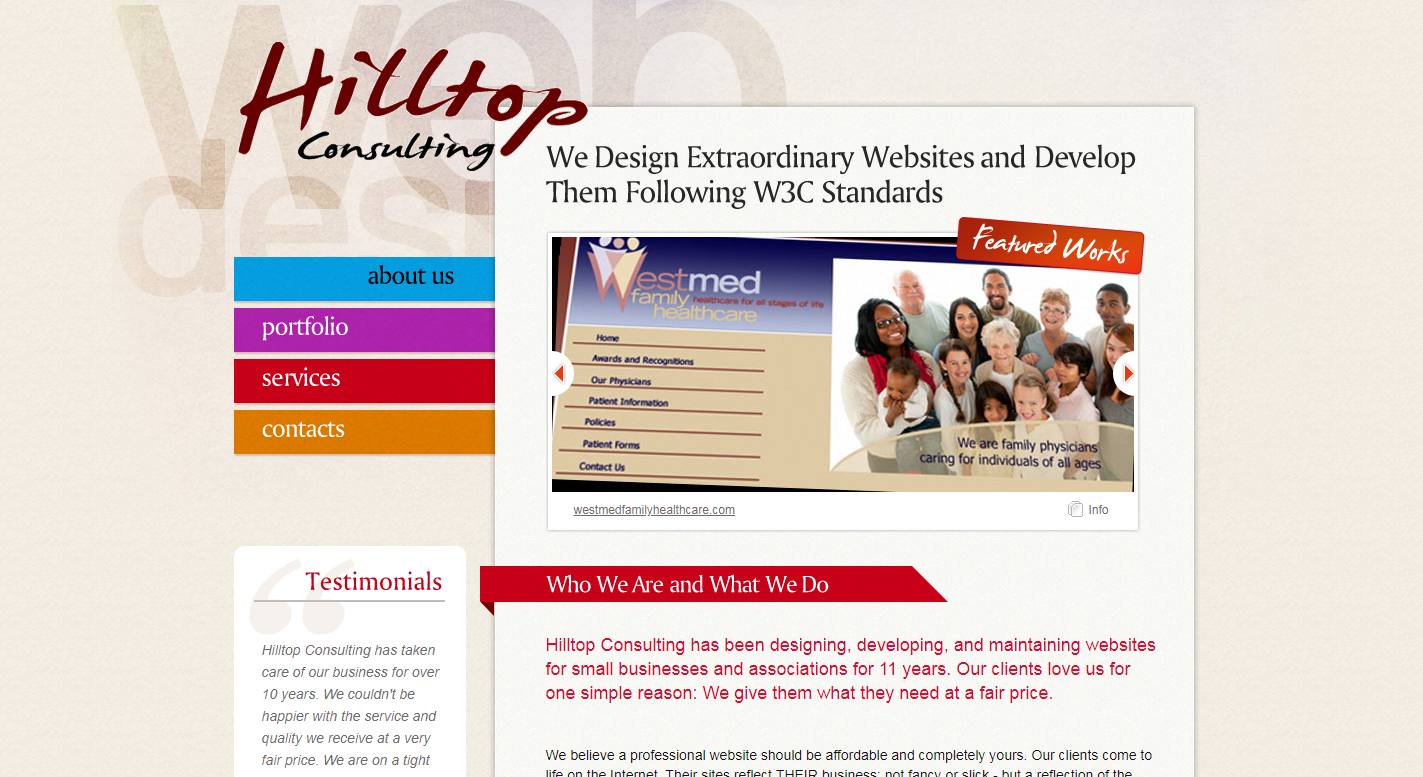 Hilltop Consulting