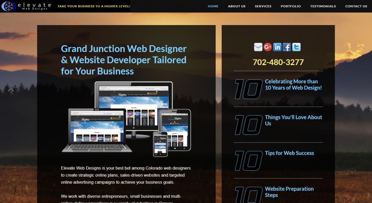 Elevate Web Designs