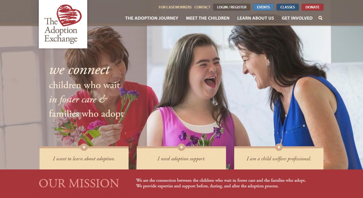 The Adoption Exchange