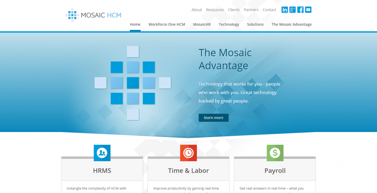 Mosaic Employer Solutions