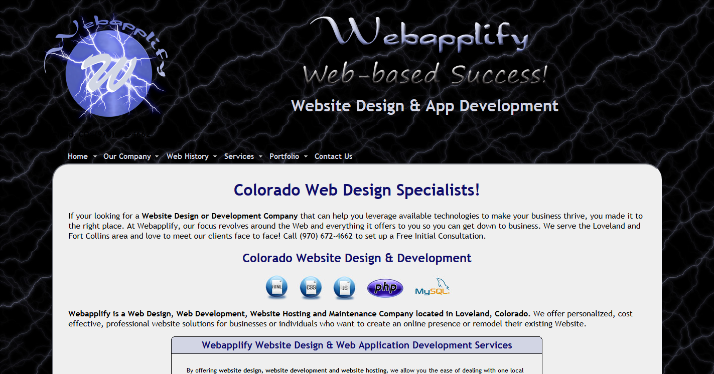 Webapplify, LLC