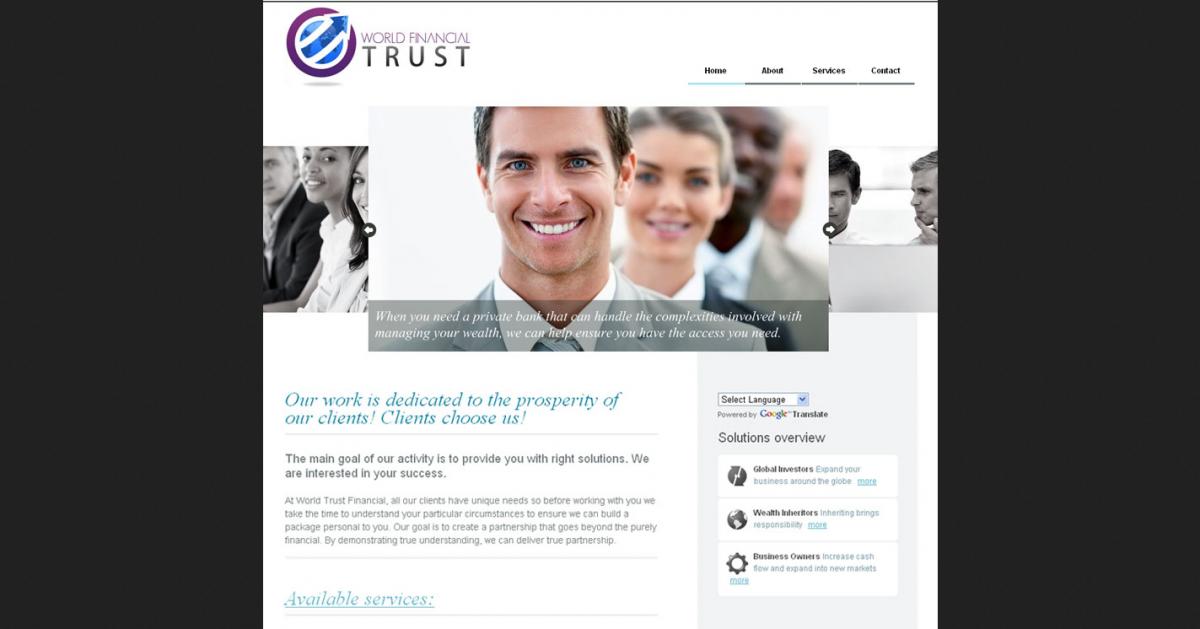 Word Financial Trust