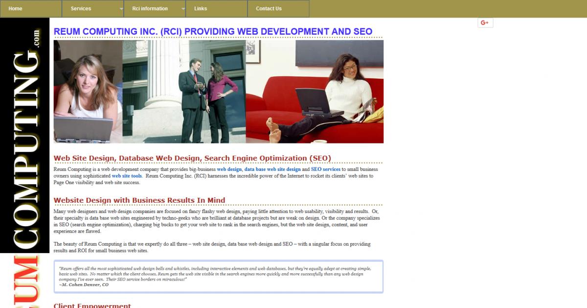 Reum Computing Inc