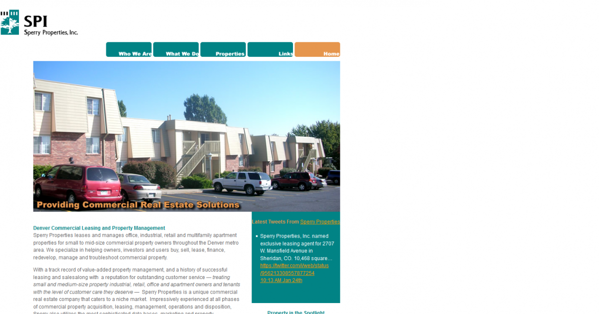 Sperry Properties, Inc
