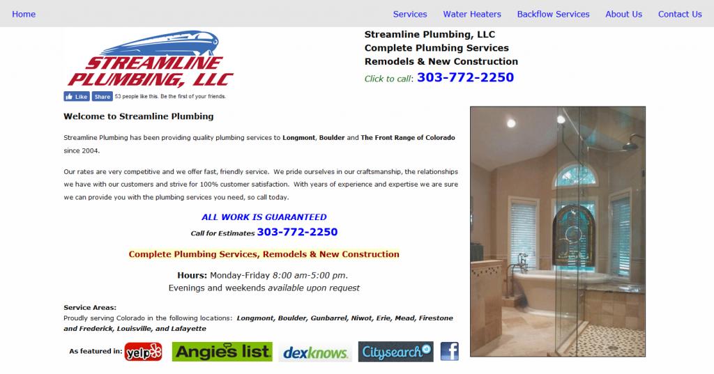Streamline-Plumbing-LLC