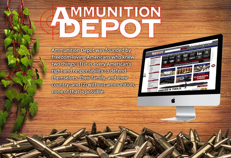Ammunitiondepot