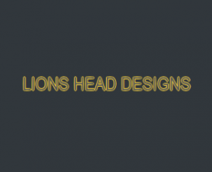 Lions Head Designs Logo