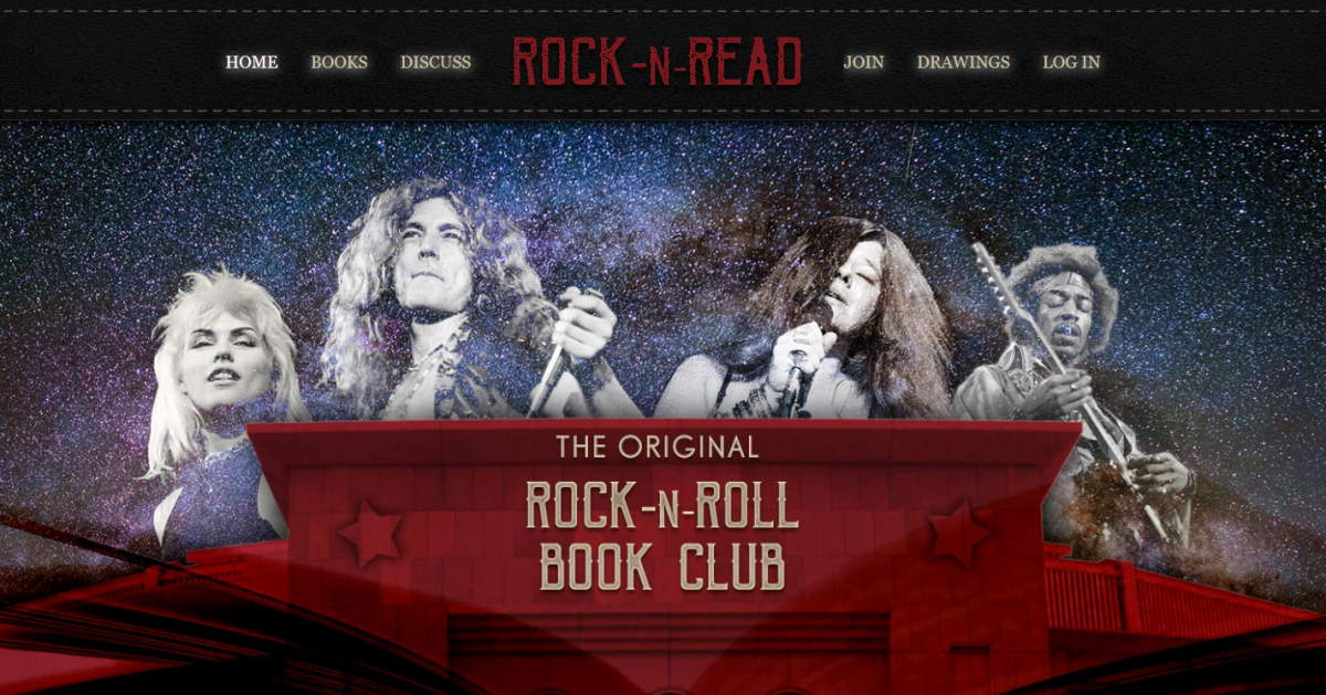 Book Club Website Creation