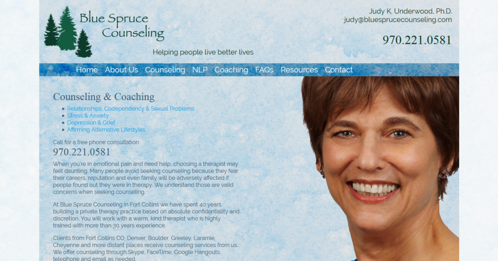 Blue Spruce Counseling