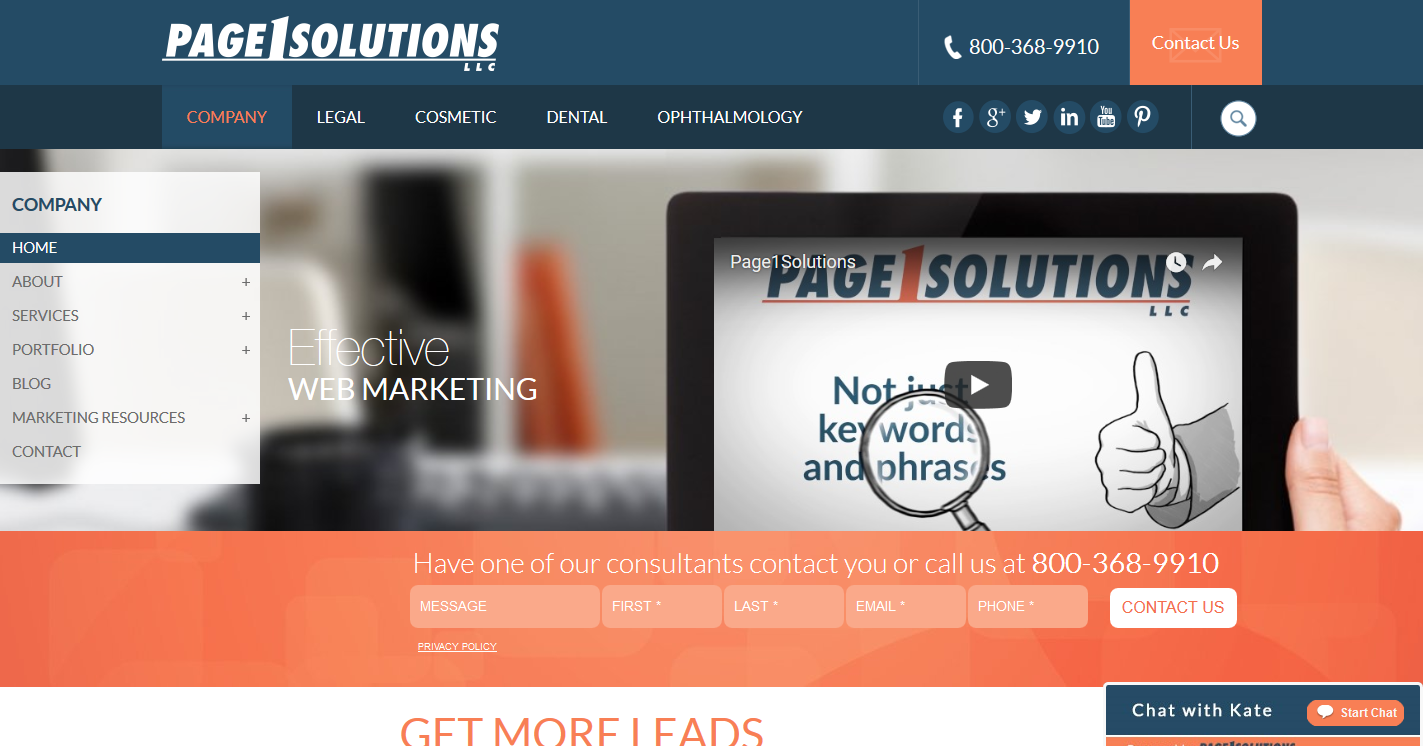 Page 1 Solutions, LLC