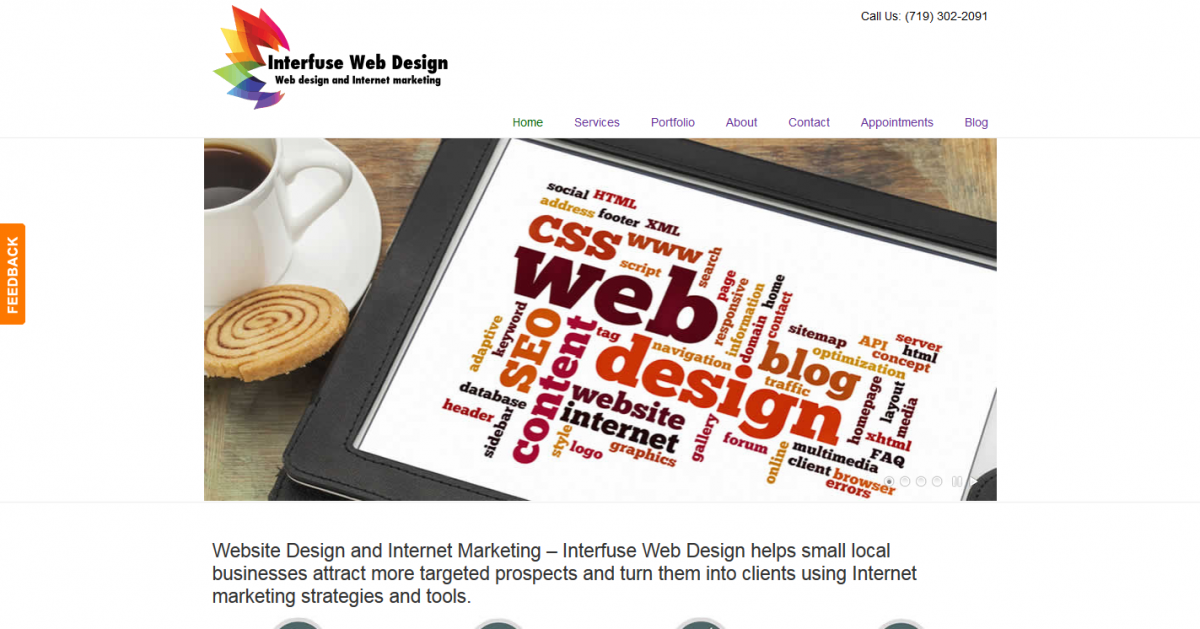 Interfuse Web Design