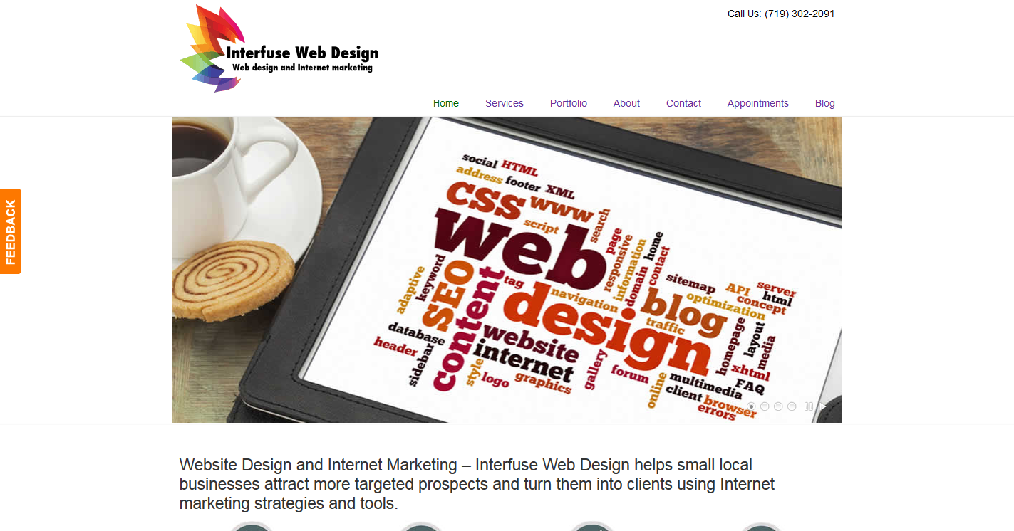 Interfuse Web Design
