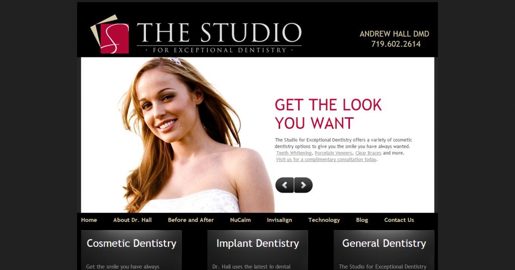 Dr Andrew HallColorado Springs Dentistry