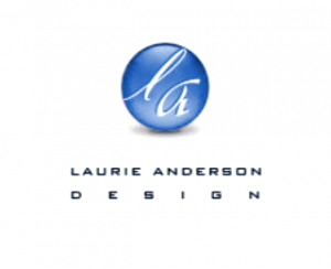 Laurie Anderson Design Logo