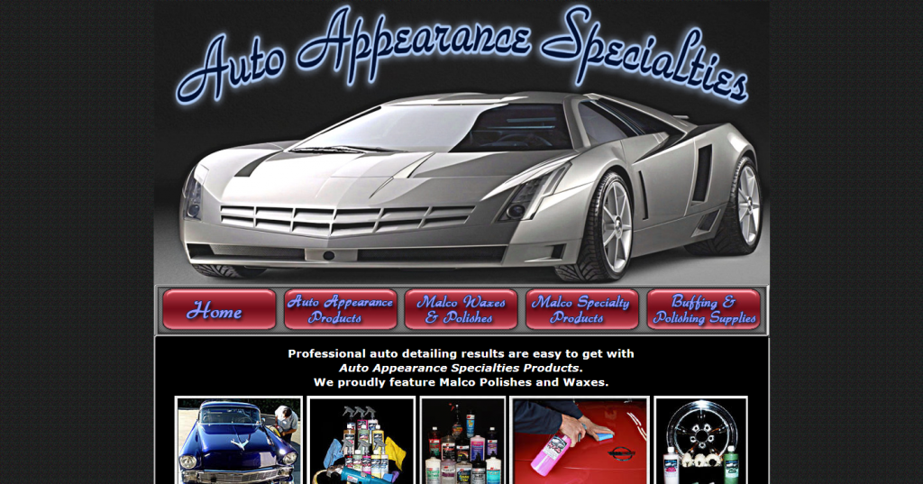 Auto Appearance Specialties