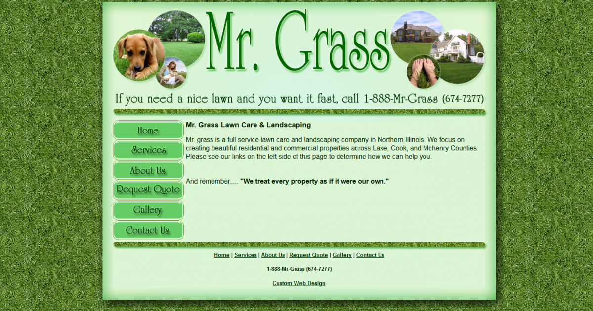 Mr. Grass Lawncare