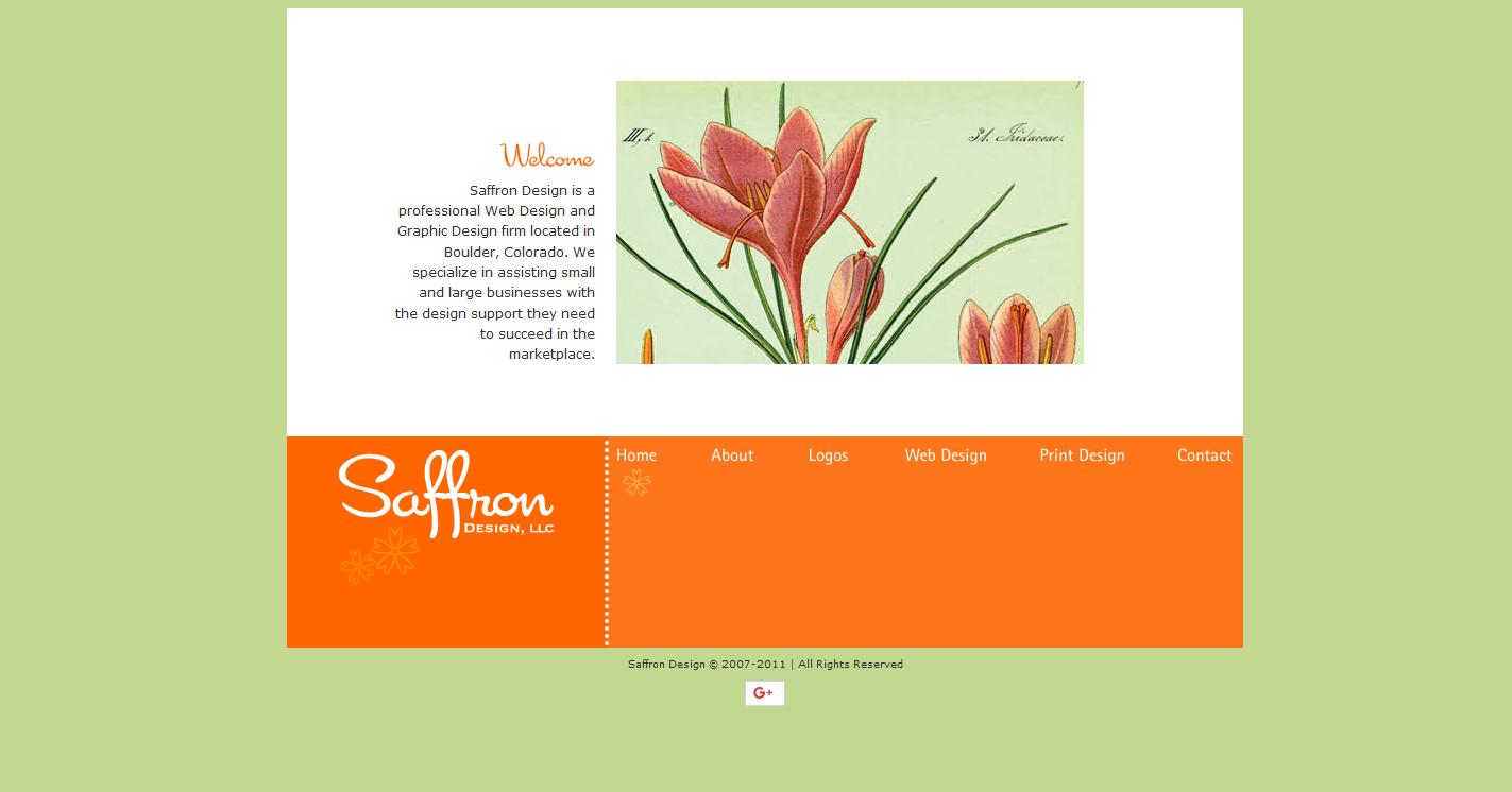 Saffron Design