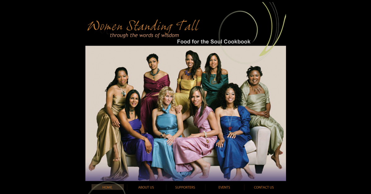 Women Standing Tall