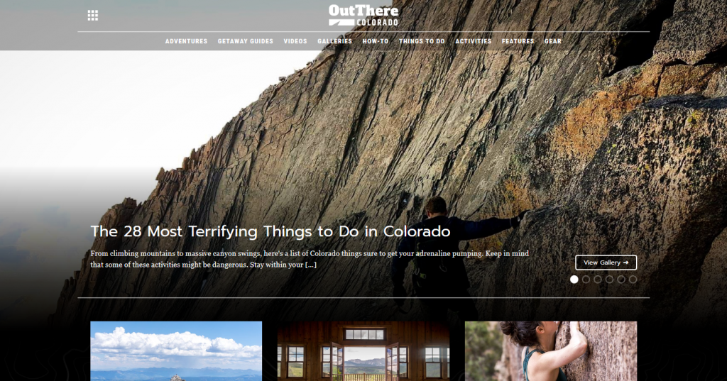 OutThere Colorado, LLC
