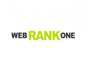 WebRankOne Logo