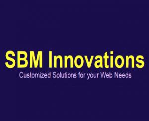 SBM Innovations Logo