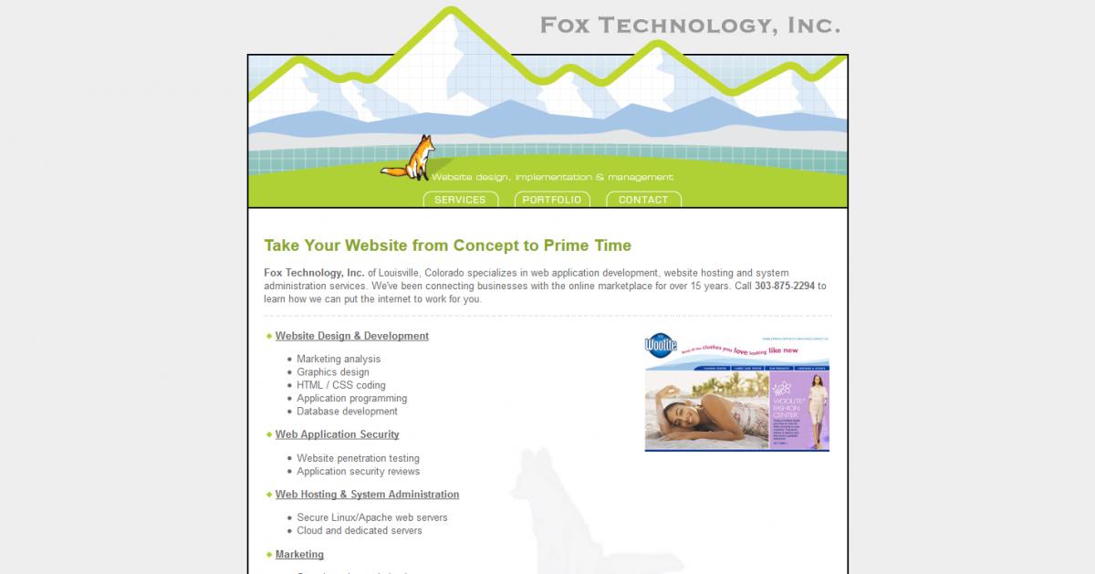 Fox Technology, Inc