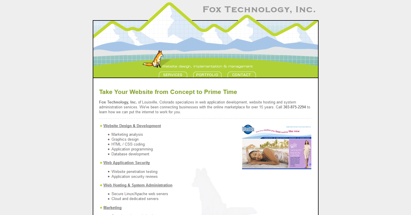 Fox Technology, Inc