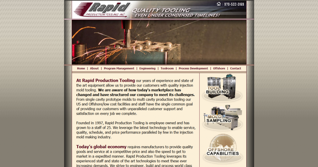 Rapid Production Tooling, Inc