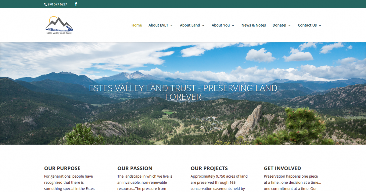 Estes Valley Land Trust