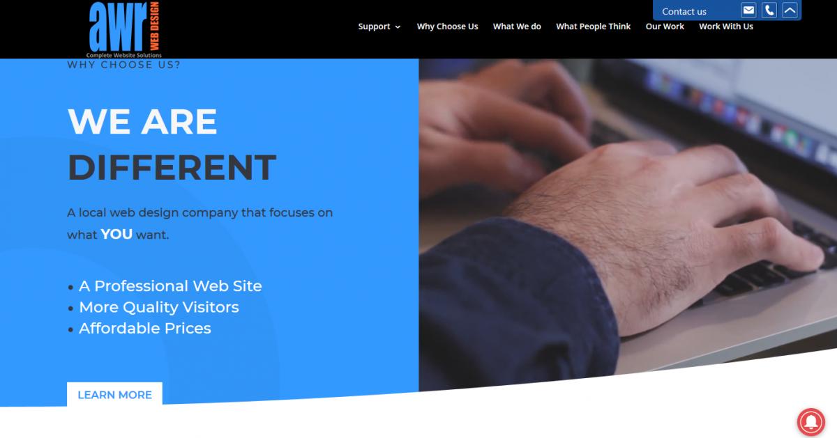 AWR Web Design, LLC