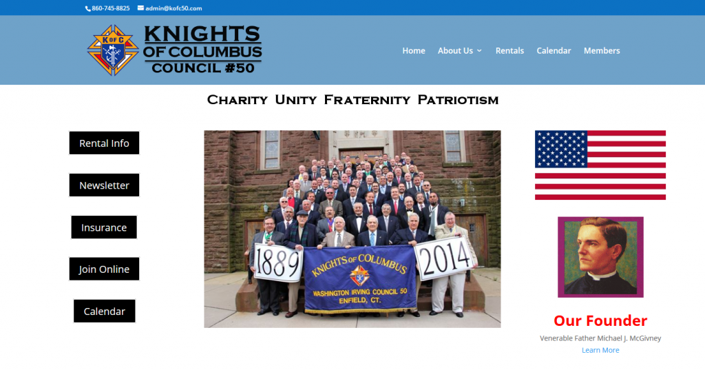 Knights-of-Columbus-Council-50-Enfield-CT