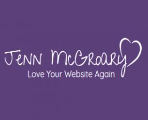 Jenn McGroary Logo