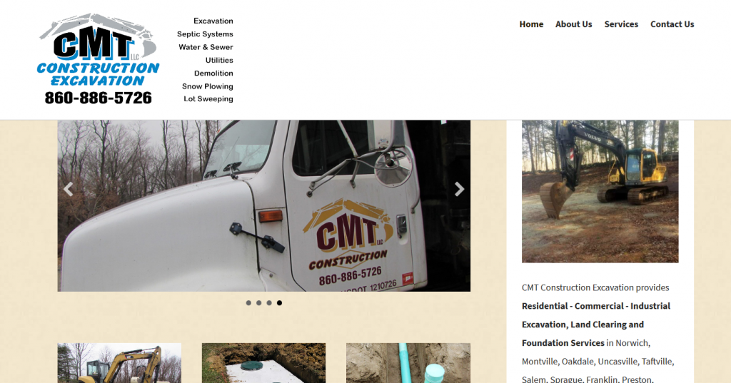 CMT Construction & Excavation