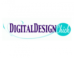 Digital Design Chick Logo
