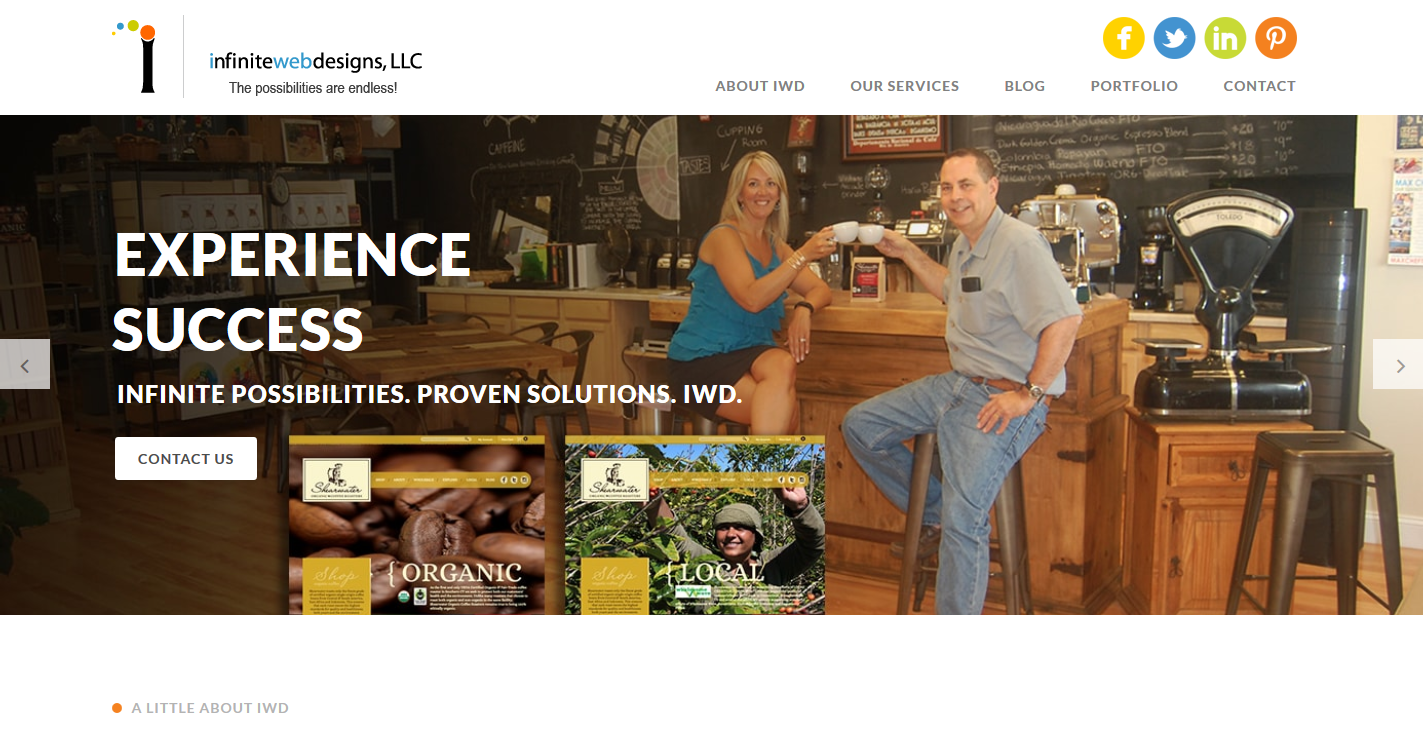 Infinite Web Designs, LLC