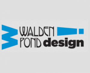 Walden Pond Design Logo