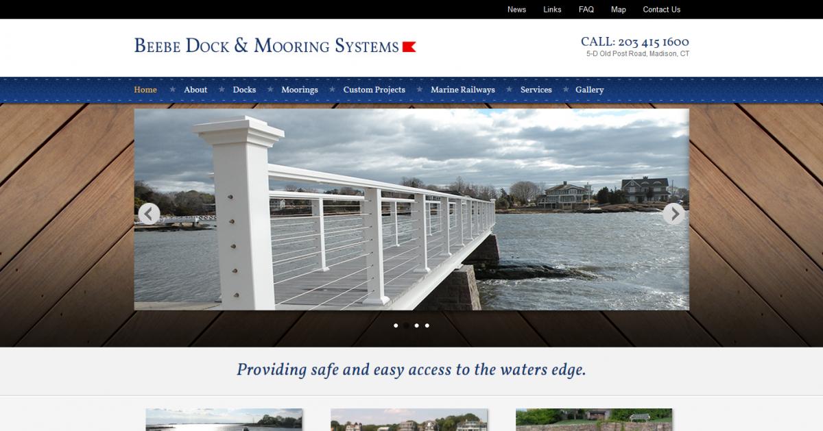 Beebe Dock & Mooring