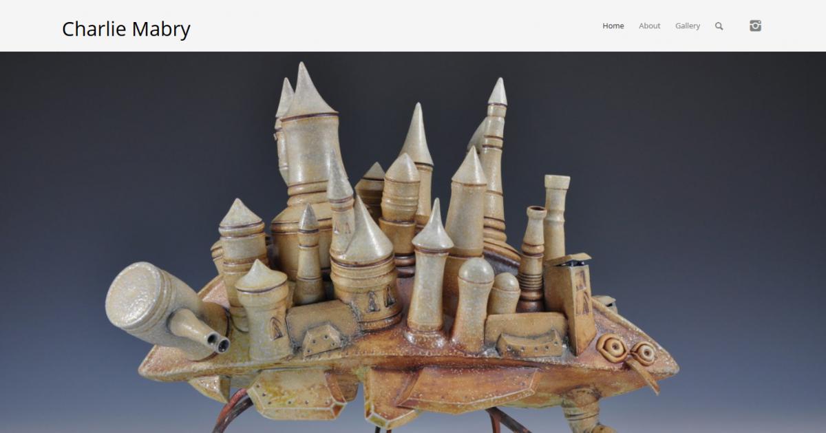 Charlie Mabry Ceramic Artist