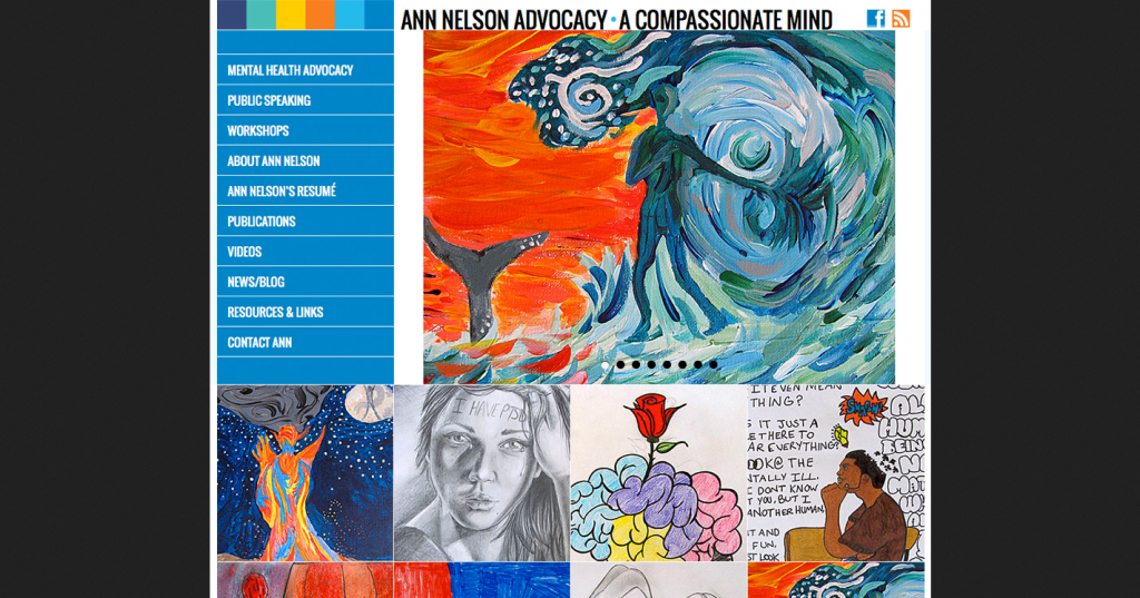 Ann Nelson Advocacy