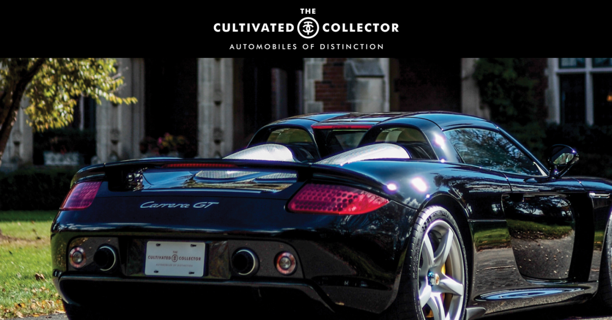 THE CULTIVATED COLLECTOR