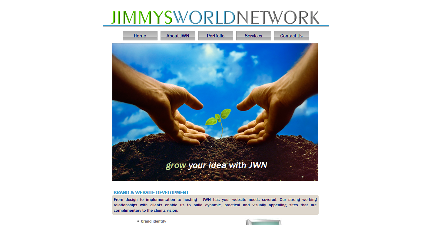 Jimmys World Network, LLC